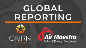 Air Maestro Global Reporting
