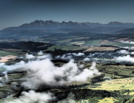Did You Know: Slovakia is home to one of the most beautiful mountain ranges in Europe? They even rival the Alps, I promise! Click to discover more Secrets of Slovakia.