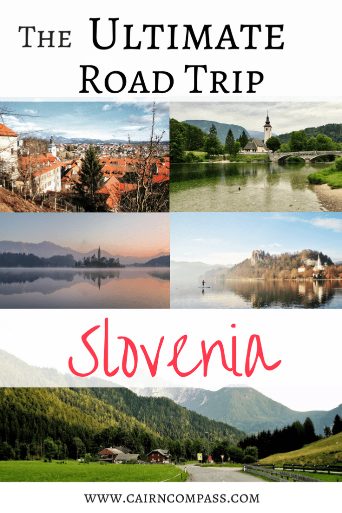 Slovenia is the greatest small country I've seen! There's too much to see to not enjoy it via an epic road trip. Here's your complete itinerary for the ultimate road trip through Slovenia!