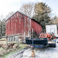The Little Red Barn Project
