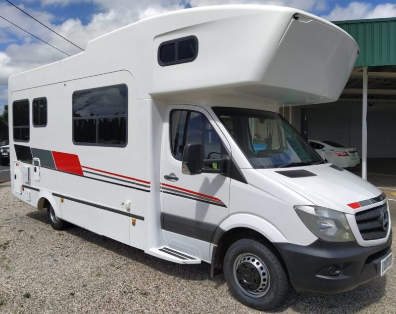 2014 KEA RETREAT MERCEDES M715 6 BERTH - Book an inspection now