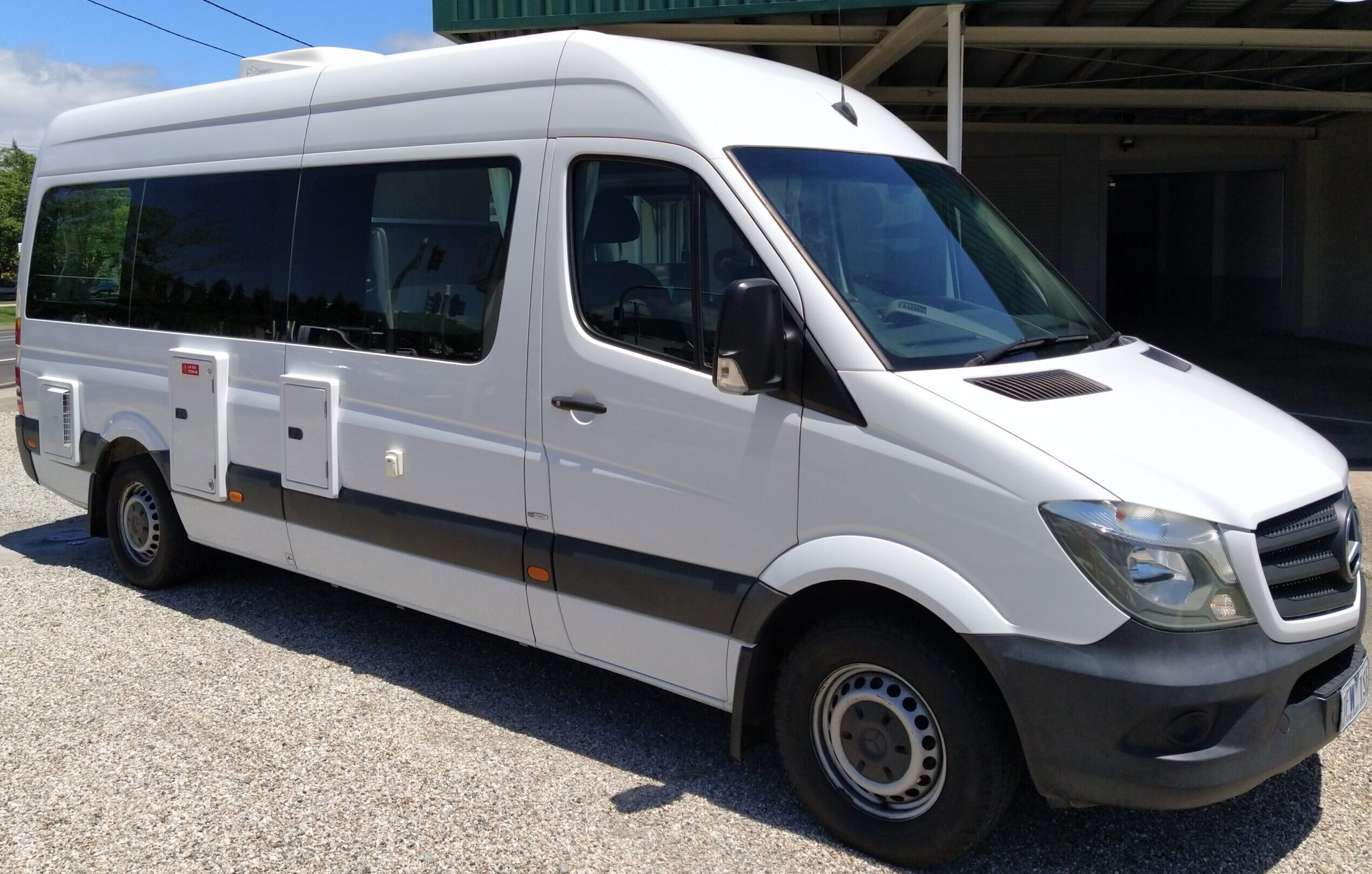 2016 KEA NOMAD MERCEDES BENZ M700 2+1 BERTH