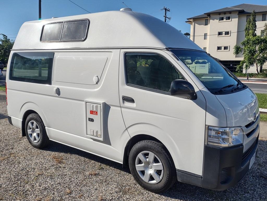 2016 Kea HiTop Toyota T490