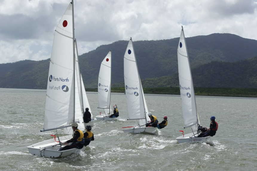 2015 Team sailing