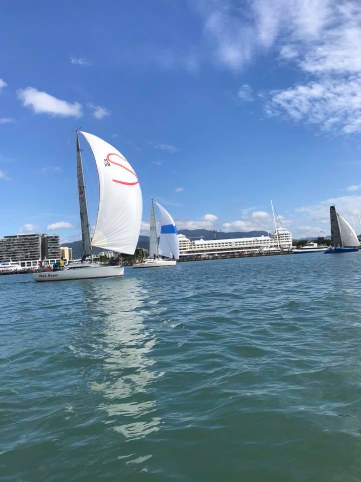 Anniversary Regatta 2018 fleet