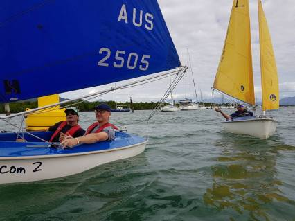 Sailability fun