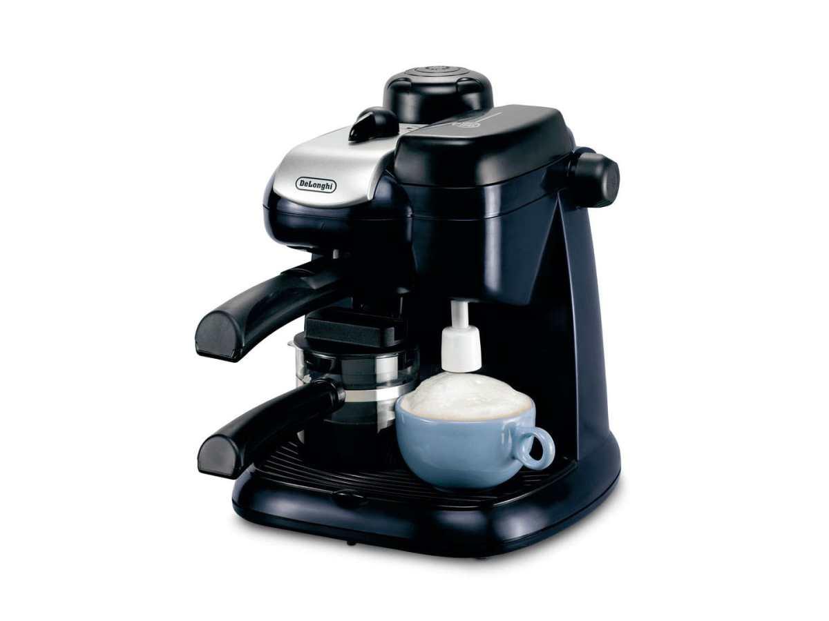 ماكينة صنع القهوة ديلونجي EC9 سعر ومواصفات ومميزات وعيوب وطريقة الاستخدام