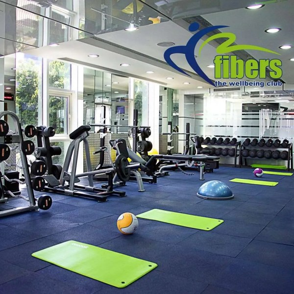 Fibers Club Mall Cairo Gyms