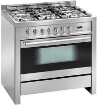 Electric oven and gas stove  cairosite