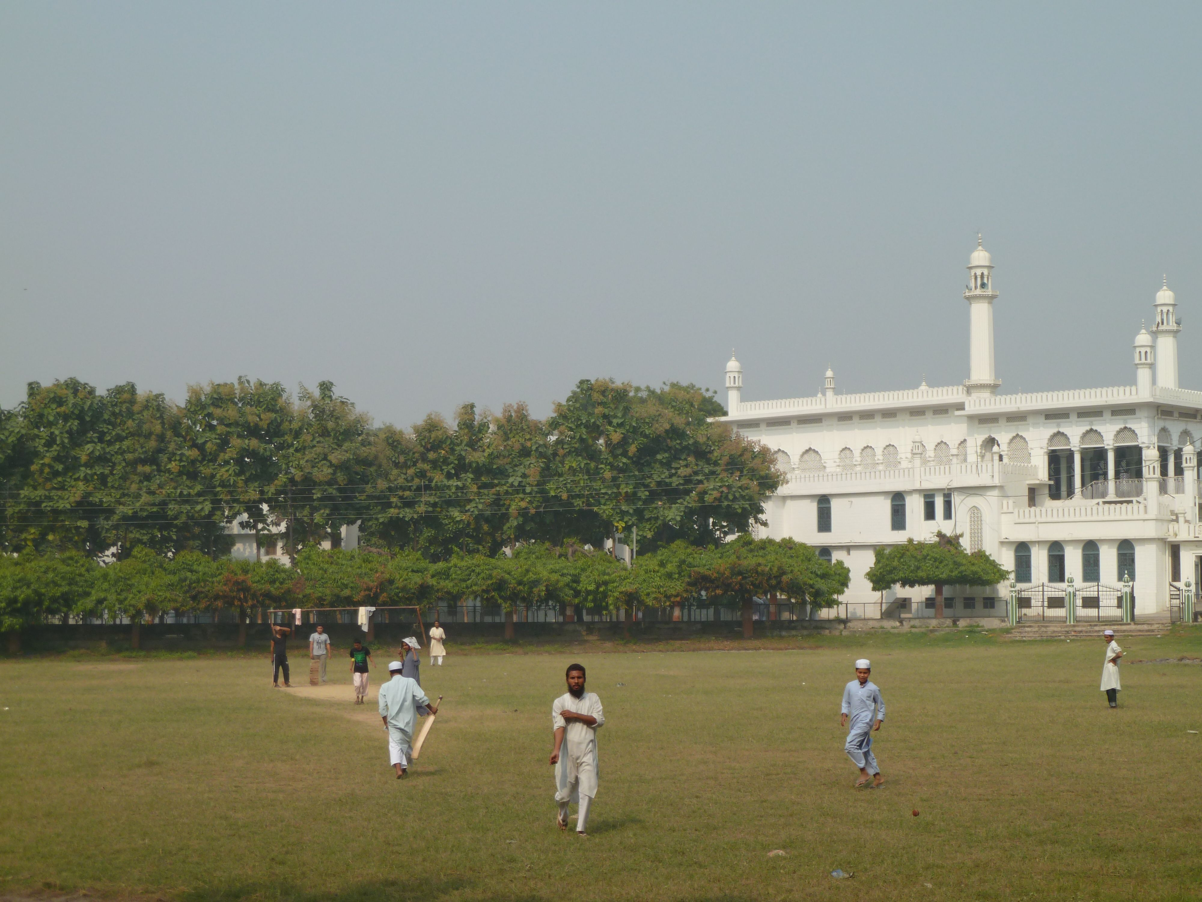 Nadwa College Lucknow