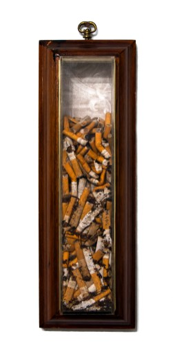 Used cigarettes 17.5 x 5.5 x 3 inches 2017