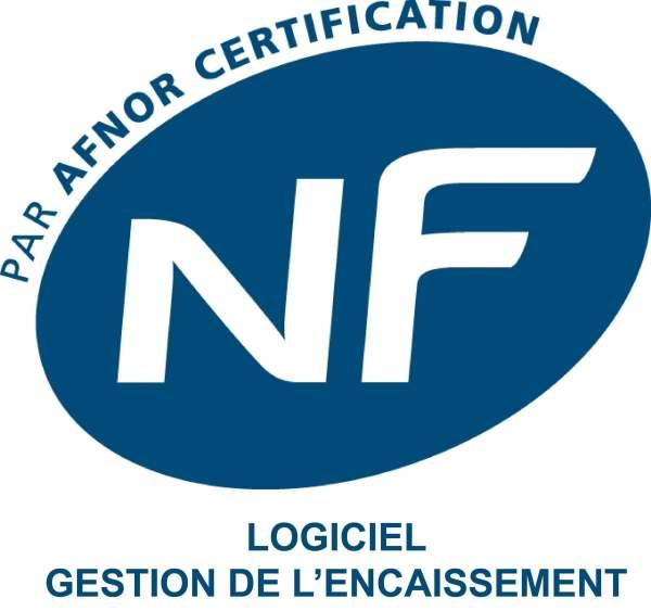 LABEL NF 525 pour logiciel de gestion