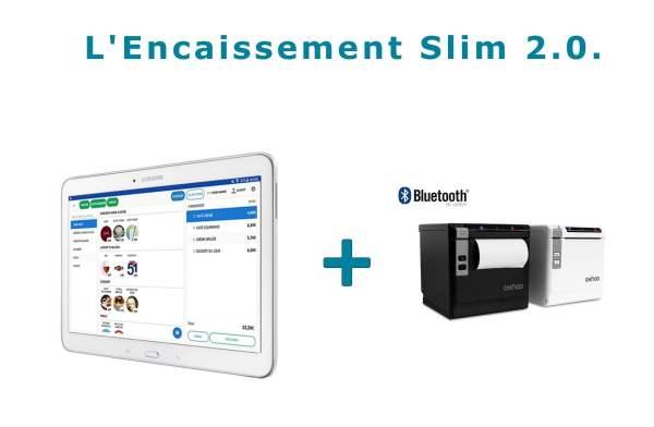 Pack Commercill avec Tablette Samsung et Imprimante Oxhoo
