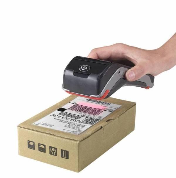Lecteur code bar et QR Code sur TPE Move 5000 Bluetooth avec caméra Ingenico