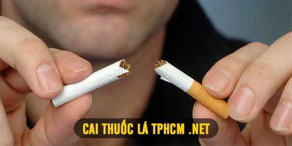 cai thuốc lá Lang nghị ở quận 3 TPHCM
