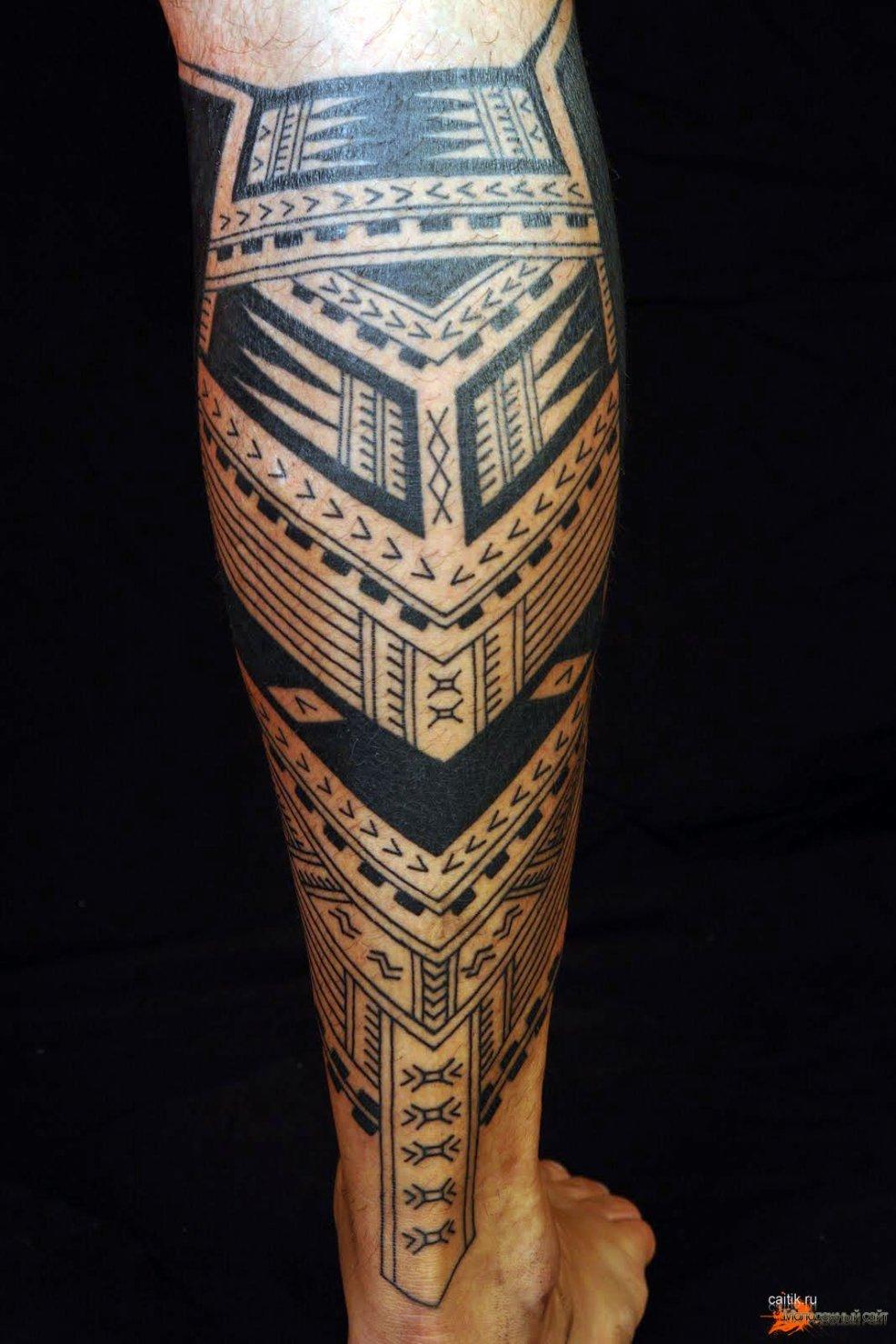 самоанские татуировки значение и фотографии тату
