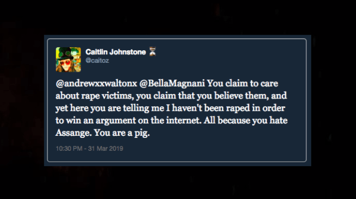 3bbb574357694d How An Assange Hater Got My Twitter Privileges Suspended – Caitlin ...