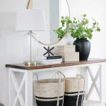 Entryway Styling Ideas For A High End Look Caitlin Marie Design