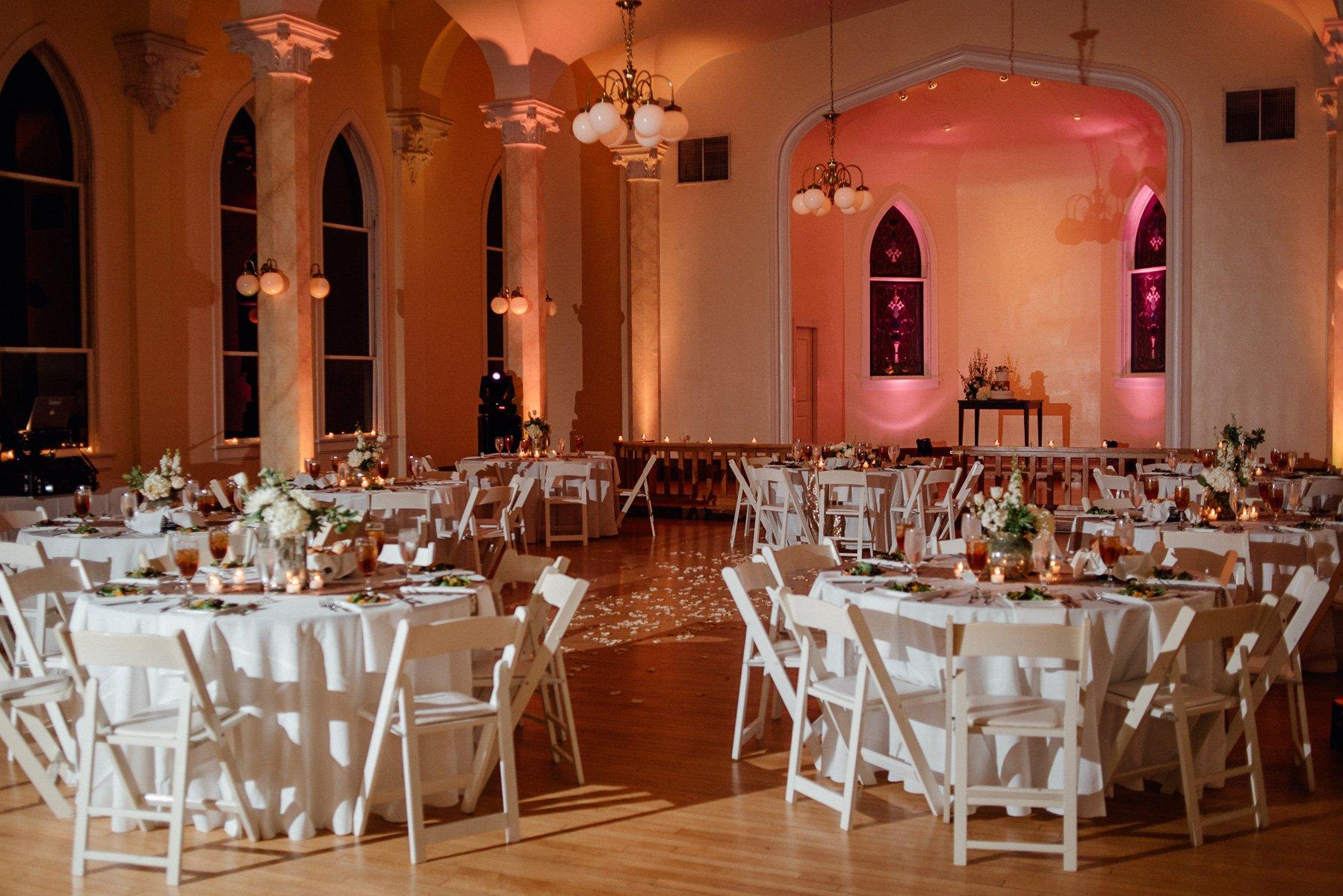 Victory Arts Center Wedding Sussane Amp Nick Caitlin