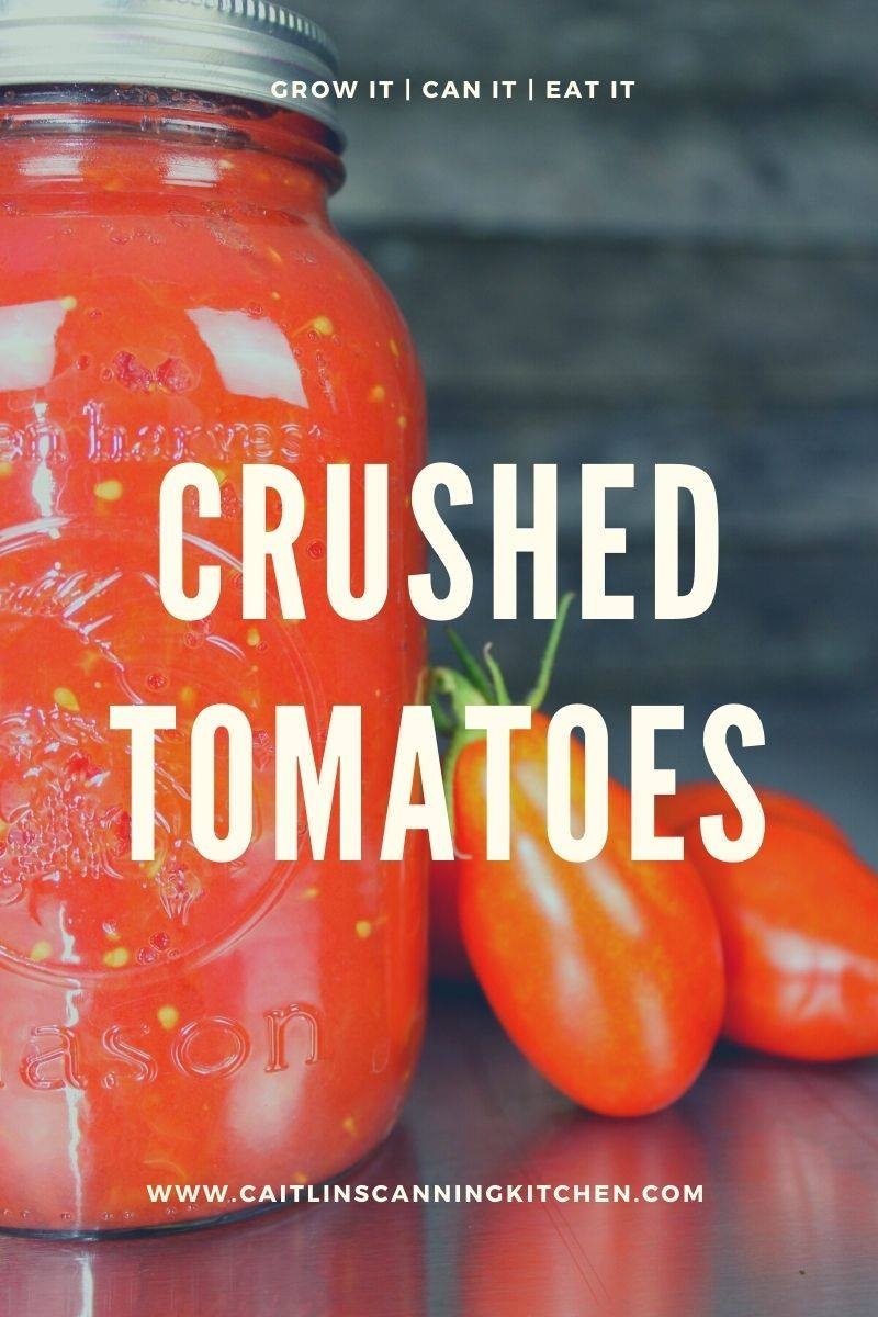 Read more about the article Crushed Tomatoes