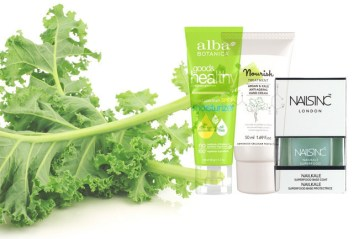 It's Easy Being Green: Kale-Infused Beauty Products to Add to Your Routine: http://www.stylebistro.com/Beauty+Guide/articles/1VwB8Shr9gr/Easy+Being+Green+Kale+Infused+Beauty+Products
