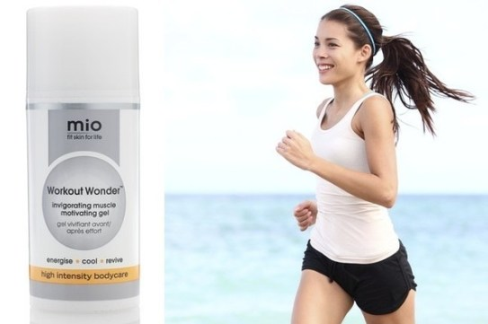 Beauty Product For The Fitness Obsessed: Mio's Workout Wonder Muscle Gel: http://www.stylebistro.com/Makeup+and+Skincare/articles/igB5XhndZO1/Beauty+Product+Fitness+Obsessed+Mio+Workout
