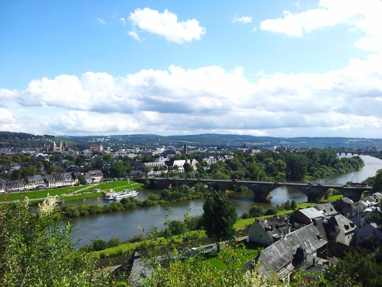 Trier Germany Roman history along the Mosel  Caitlin Travis