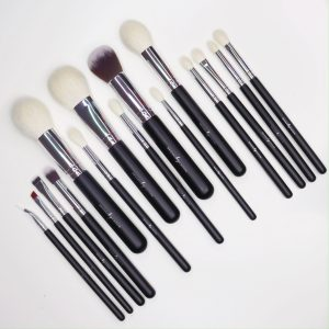 15 Piece Professional Makeup Brush Set