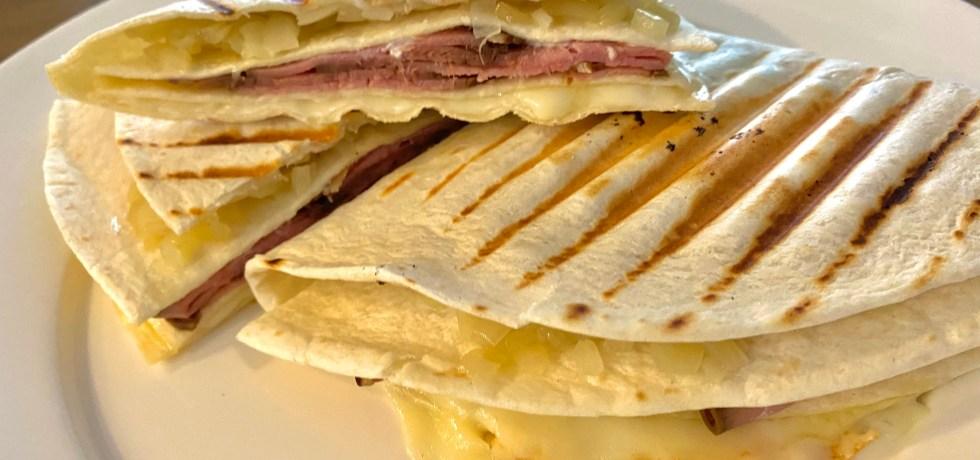 Tik Tok Tortilla Challenge
