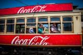 Tranvía en Porto