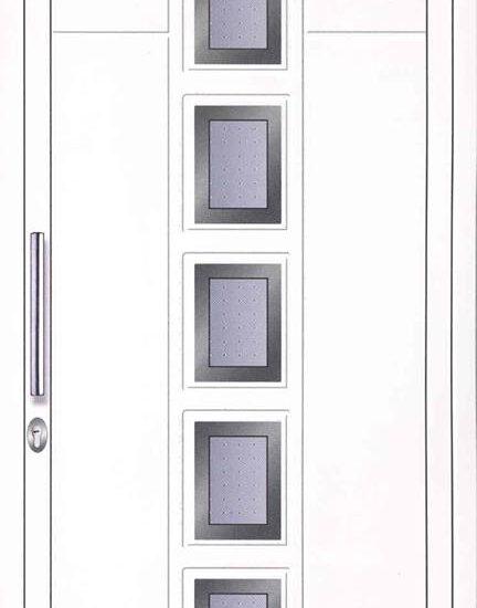 Portas Contemporâneas / Serviço