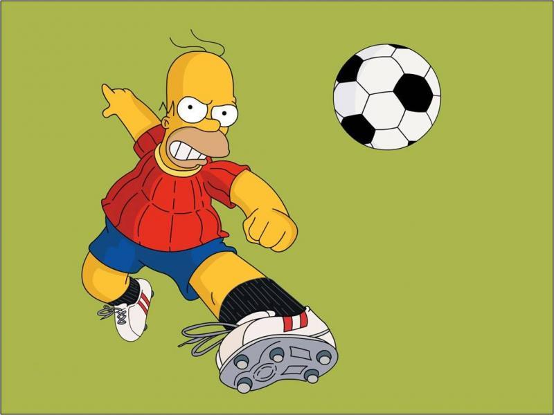 A propósito del futbol