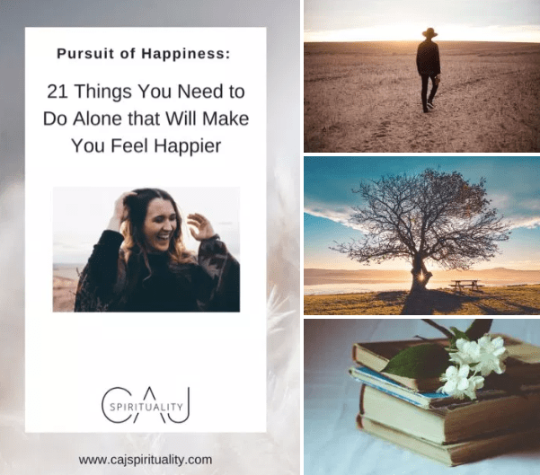 Pursuit of Happiness: 21 Things You Need to Do Alone that Will Make You Feel Happier
