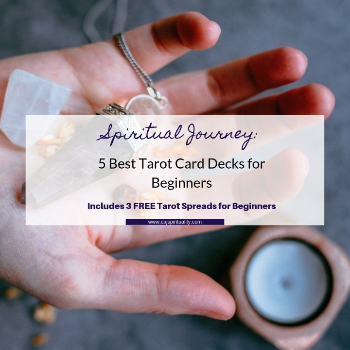 Spiritual Journey: 5 Best Tarot Card Decks for Beginners