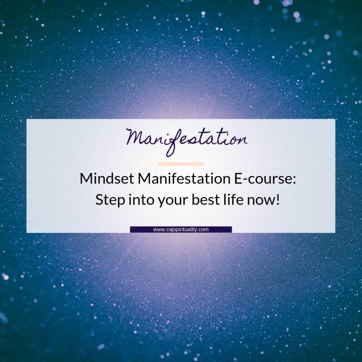 Manifestation Mindset