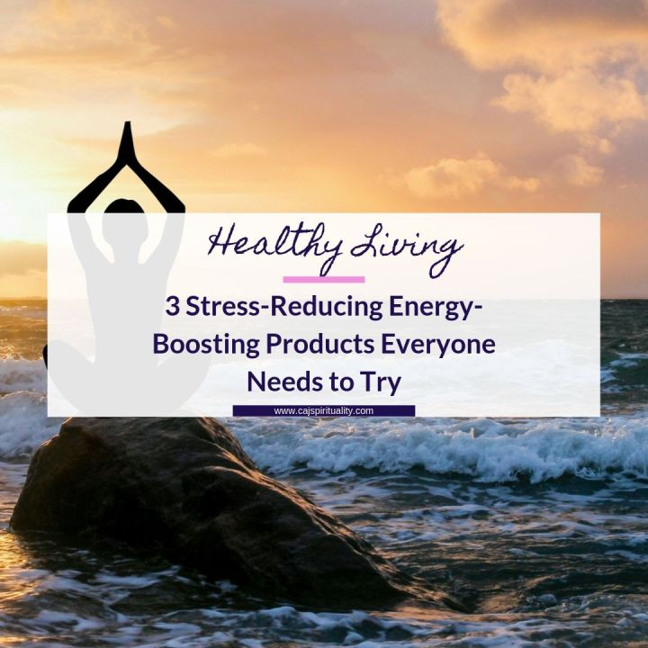 3 Stress-Reducing Energy-Boosting Products Everyone Needs to Try