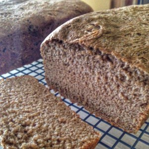 Apple Risen Whole Wheat Sourdough Bread
