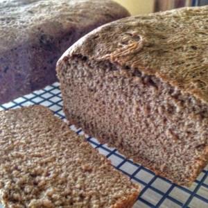 Apple Risen Whole Wheat Sourdough Bread