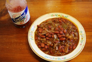 ETL Slow Cooker Red Beans