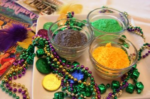 Mardi Gras Sugars