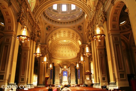 The Cathedral Basilica of SS. Peter & Paul