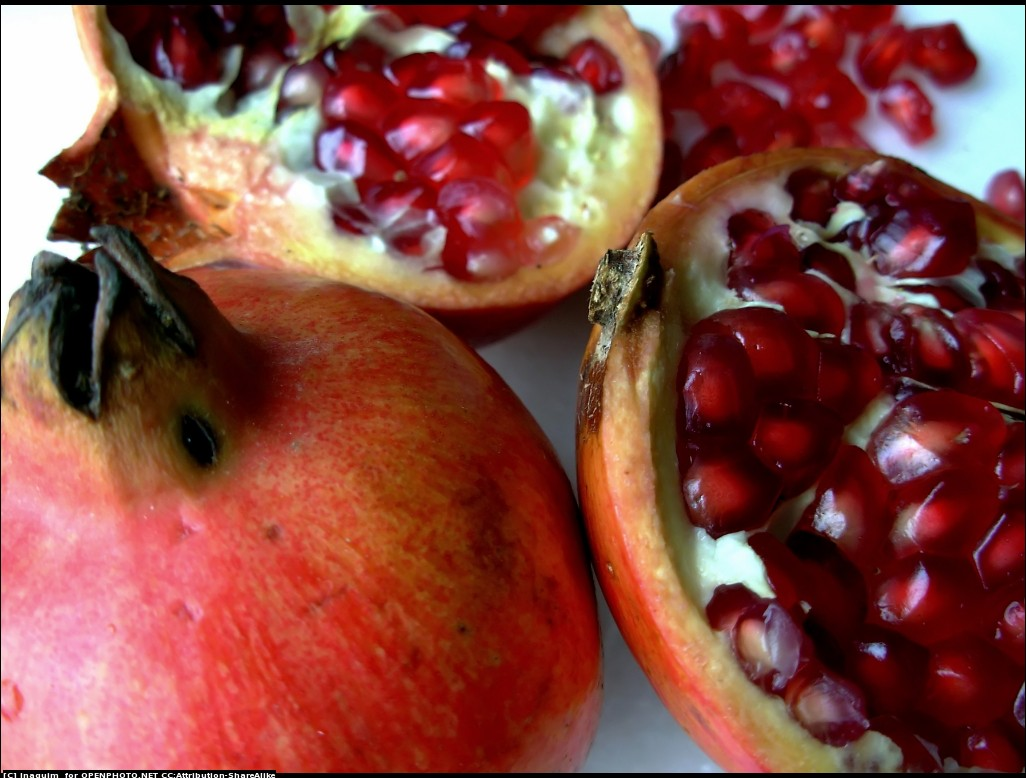 Pomegranite Fruit