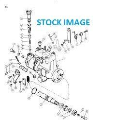 Case Backhoe Fuel System Parts