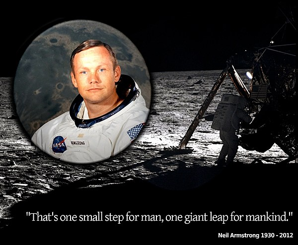 Neil Armstrong Dies At 82 VIDEO