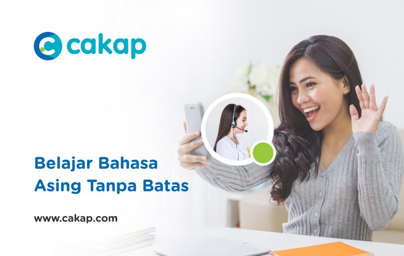 Belajar bahasa Inggris Online - Cakap