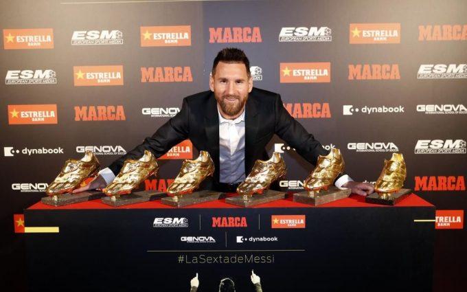 Messi setuju potong gaji 50 peratus, kontrak lima tahun di Barcelona
