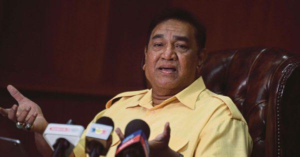 Tok Mat lepas jawatan Presiden PSM