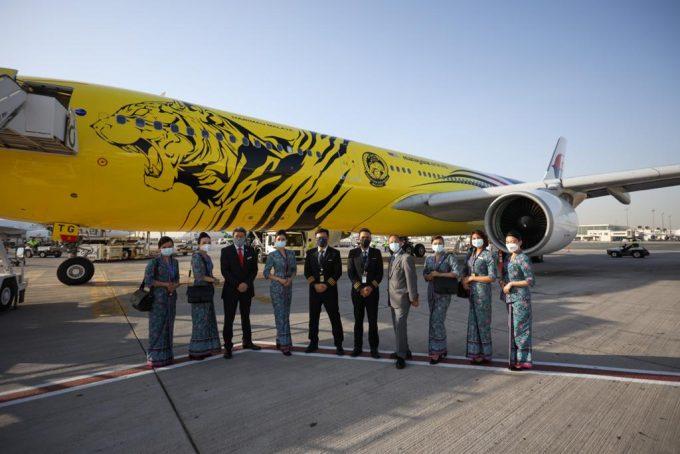 Harimau Malaya terbang pulang bersama Kapten Meor Idrus