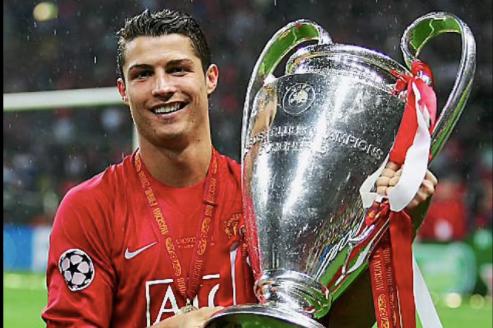 Selamat kembali ke Old Trafford, Ronaldo!