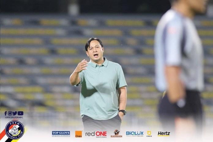 PDRM FC bukan sekadar pelengkap pasukan – Wan Rohaimi
